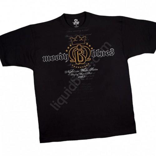 "Футболка ""Moody Blues Crest"" (США)"