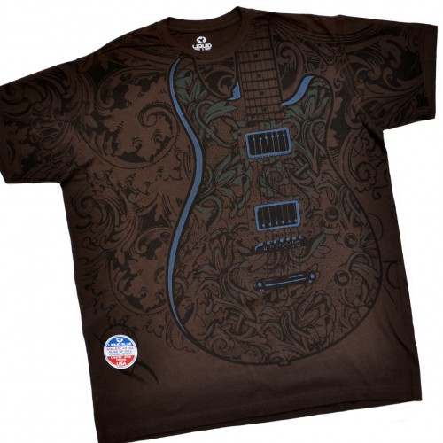 "Футболка ""Frett Dreams Guitar"" (США)"