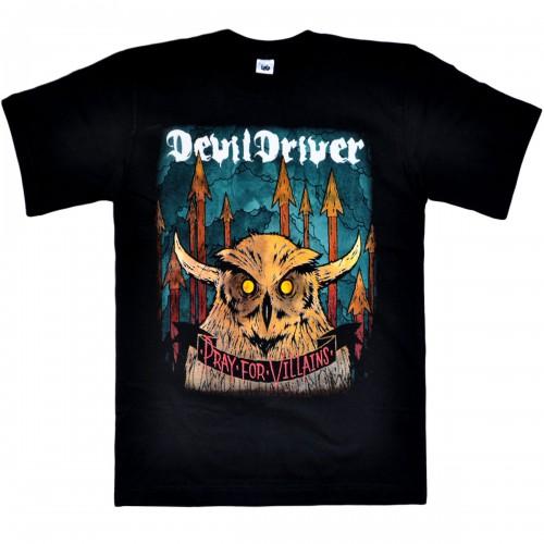 "Футболка ""DevilDriver"""