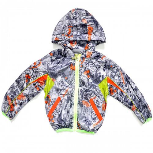 """Куртка-ветровка детская с подкладкой """"Bala Tree"""" -01"""