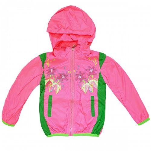 """Куртка-ветровка детская с подкладкой """"Bala Tree"""" -10 (для девочки)"""