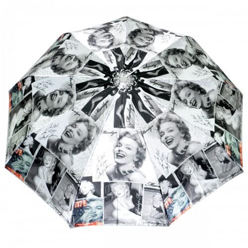 """Зонт женский """"Marilyn Monroe"""" -05 (автомат)"""