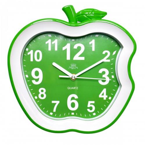 """Часы настенные """"Apple"""" (green)"""