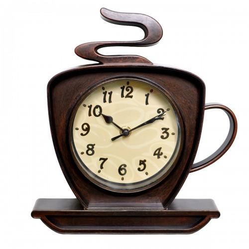 """Часы настенные """"Чашка"""" (brown)"""