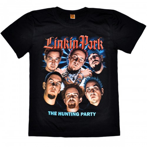 """Футболка """"Linkin Park"""" (The Hunting Party)"""