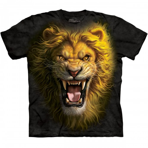"Футболка ""Asian Lion"" (США)"