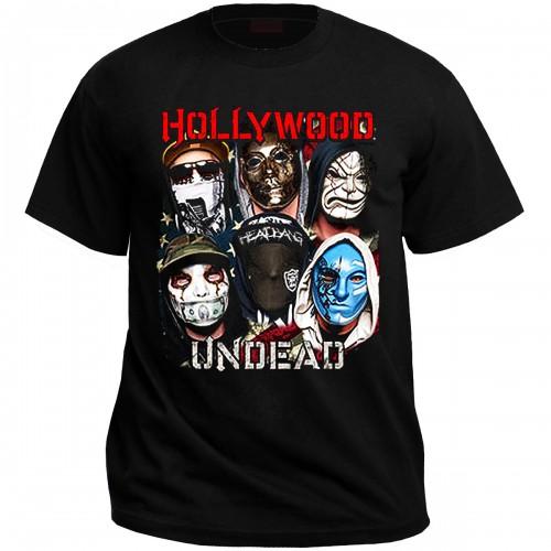 "Футболка  ""Hollywood undead"""