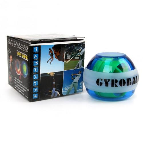 Кистевой тренажер Powerball (Gyroball)