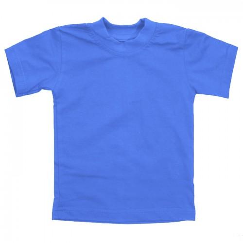 Футболка детская, однотонная (цвет на выбор)