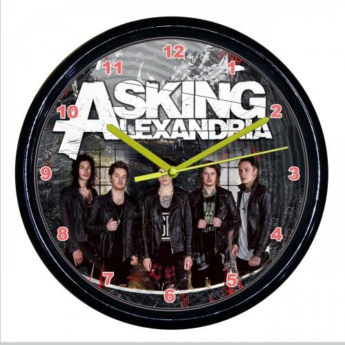 "Рок-часы ""Asking Alexandria"""