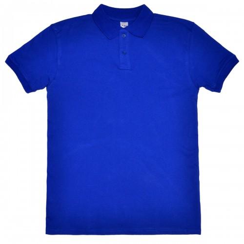 """Рубашка-поло однотонная """"Эконом"""" (цвет на выбор)"""