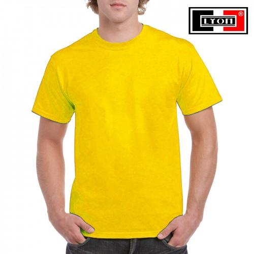 Футболка Lyon (Индия), цвет Желтый