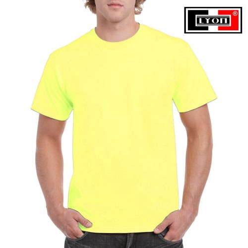 Футболка Lyon (Индия), цвет Светло-лимонный