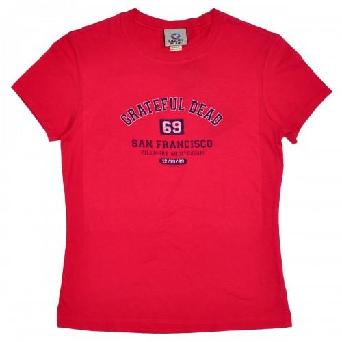 """Футболка женская """"San Francisco 69"""" (США)"""