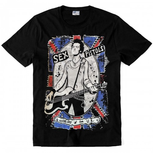 "Футболка ""Sex Pistols"" (Anarchy In The UK)"