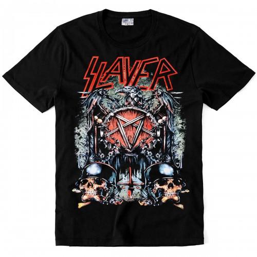"Футболка ""Slayer"" (Anarchy)"