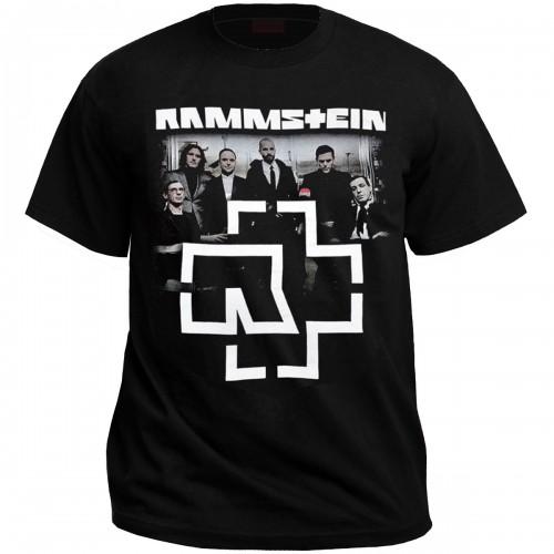 "Футболка ""Rammstein"" (logo)"