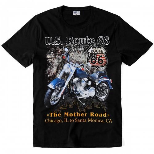 "Футболка ""The Mother Road"""