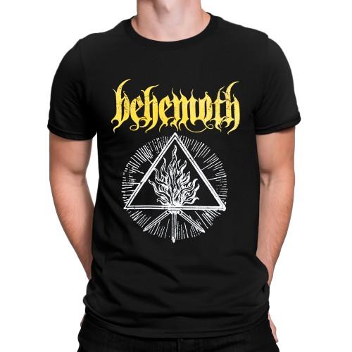 "Футболка ""Behemoth (logo)"""