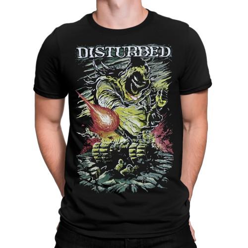 """Футболка """"Disturbed"""""""