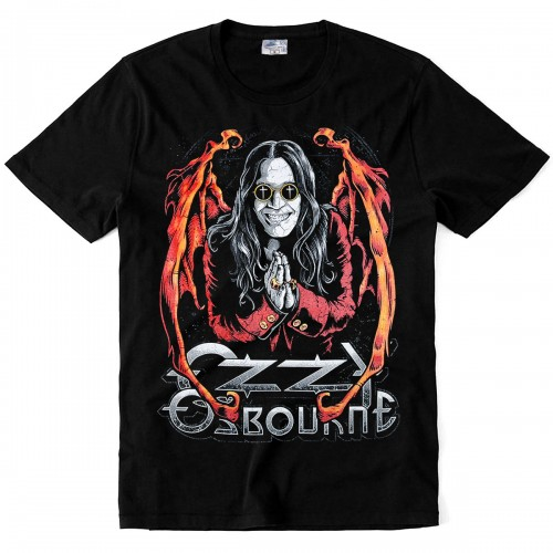 "Футболка ""Ozzy Osbourne"""