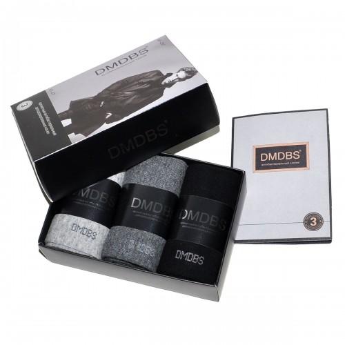 """Носки мужские ароматизированные """"DMDBS"""", упаковка 3 пары (4)"""