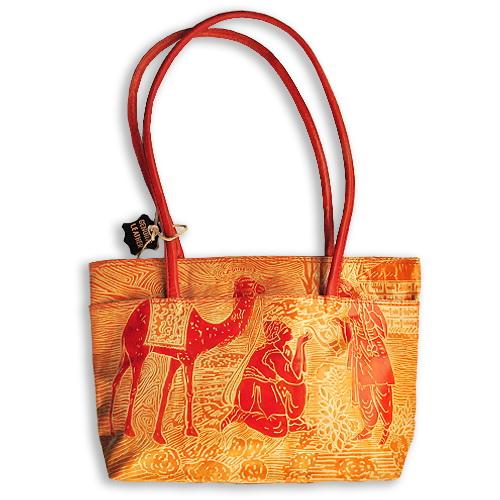 1aed37738407 Сумка из верблюжьей кожи Жизнь Индии, в наличии на складе. Продажа ...