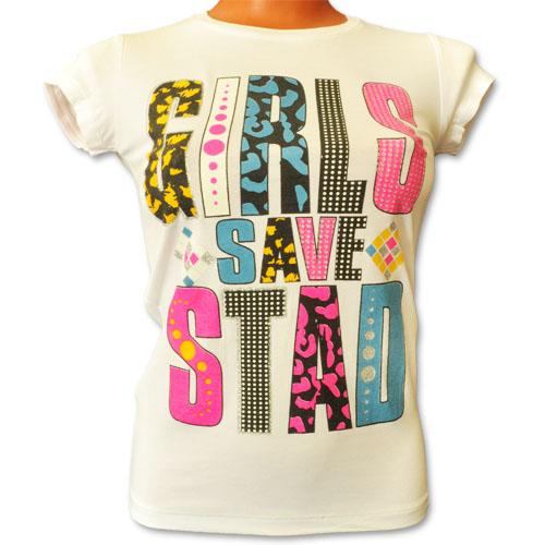 4172). Прикольные футболки для девушек.