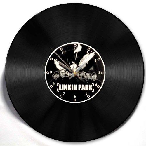 """Часы-пластинка настенные """"Linkin Park"""" (1)"""