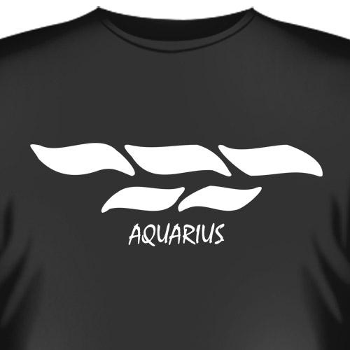 футболка со знаком задиака