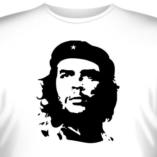 """Футболка  """"Che Guevara -3 """", Футболка  """"Герб СССР."""