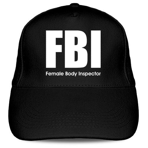 Бейсболка FBI (2) - Кепки Силовые структуры - Магазин качественных.