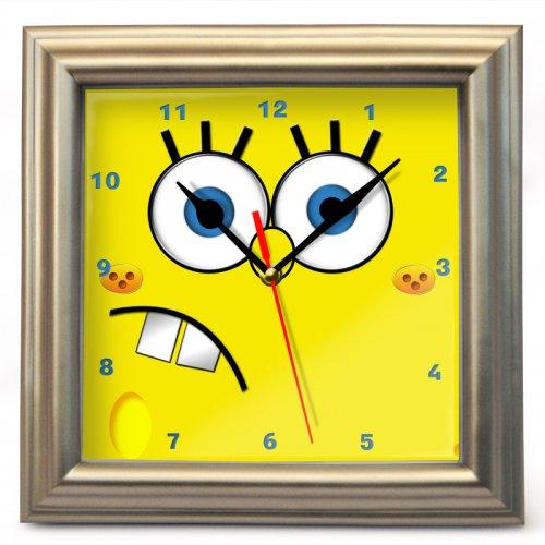 """Часы настенные """"Спанч Боб"""" (1)"""