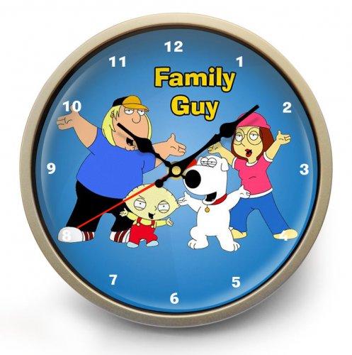 """Часы настенные """"Family Guy (Гриффины)"""""""