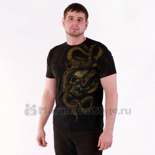 """Футболка """"Venom Scale"""" (США)"""