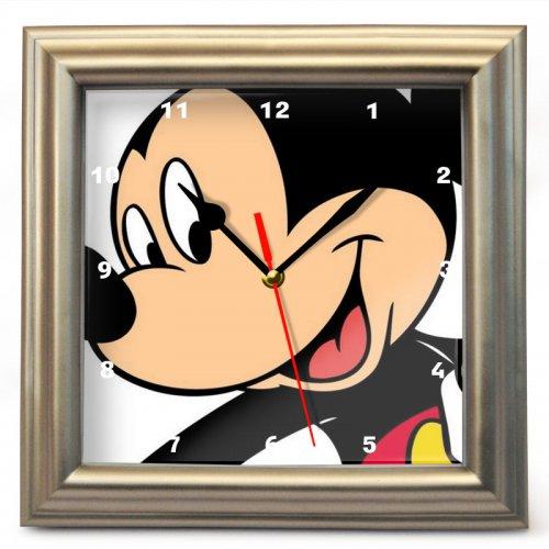 """Часы настенные """"Микки Маус"""""""