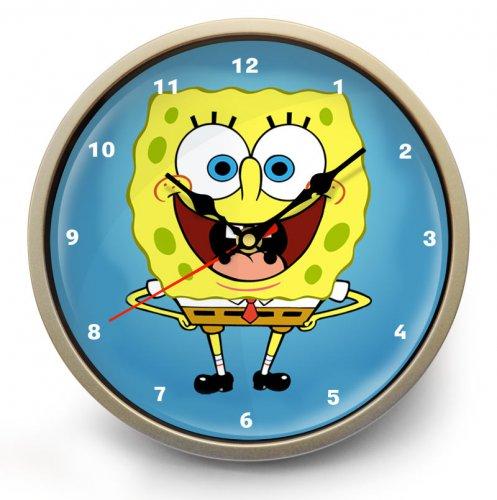 """Часы настенные """"Спанч Боб"""" (3)"""