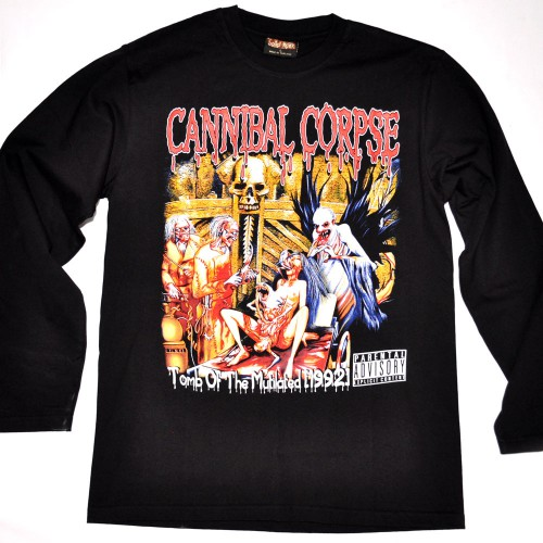 "Футболка ""Cannibal Corpse"" (1)"