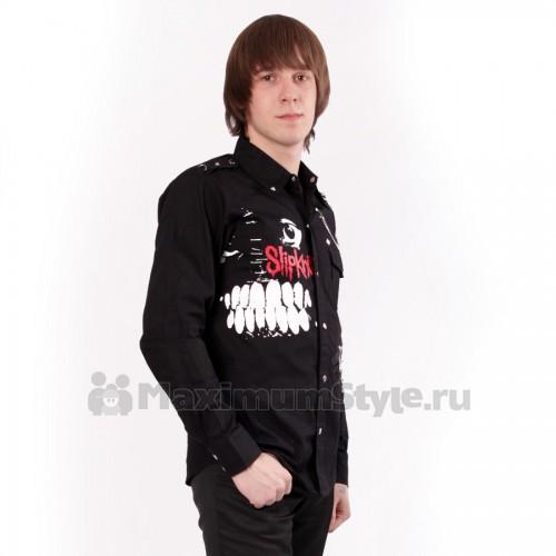 """Рубашка Lancia """"Slipknot"""""""