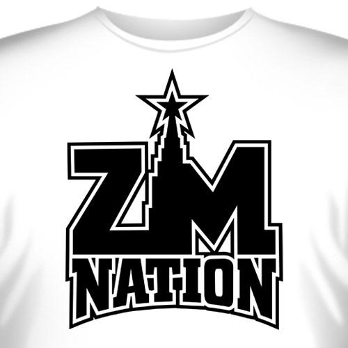 Футболка - ZM Nation :: Логотипы музыкальных групп .