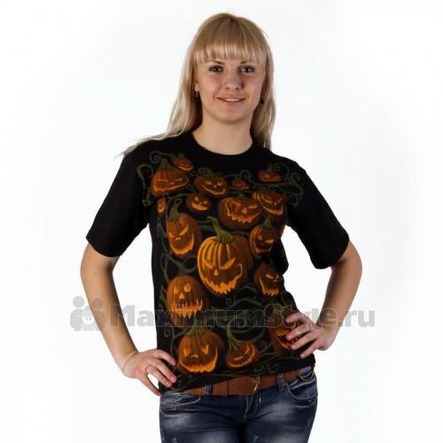 "Футболка ""Pumpkin Pile"" (США)"