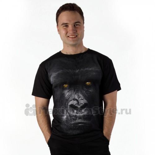 """Футболка """"Majestic Gorilla"""" (США)"""