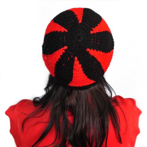 Описание: вязание раста. заказать мужскую шапку с помпонами.