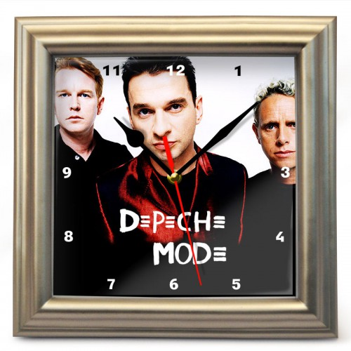 "Часы настенные ""Depeche Mode"" (2)"