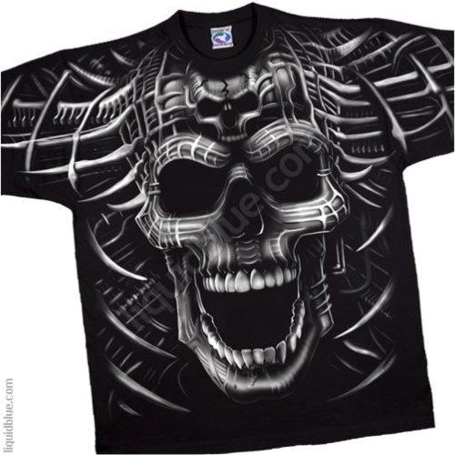 "Футболка ""Psycho Skull"" (США)"