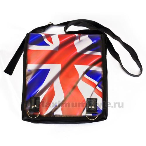 "Сумка-планшет ""Британский флаг"" -3"