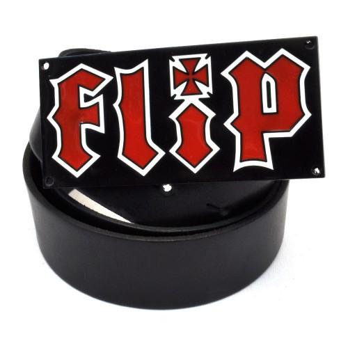 """Ремень с бляхой """"Flip"""""""