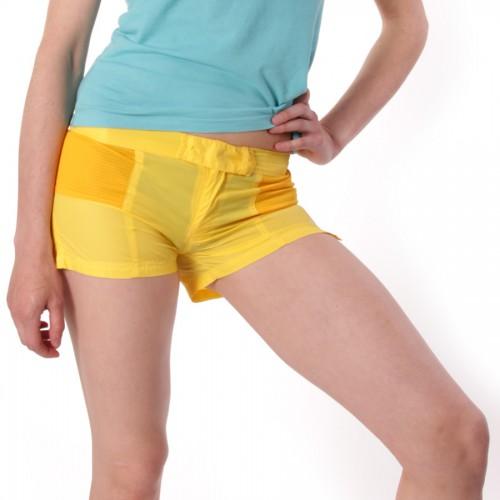 """Шорты женские """"Adidas"""" (yellow)"""