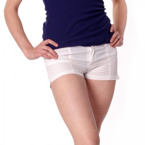 """Шорты женские """"Adidas"""" (white)"""