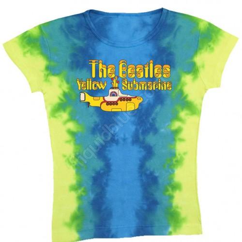 """Футболка женская """"Yellow Submarine Logo"""" (США)"""